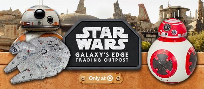 Star Wars: Galaxy's Edge Merchandise en Target