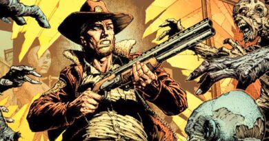 The Walking Dead Comics Are Getting Full-Color Reprints for First Time Ever This Halloween