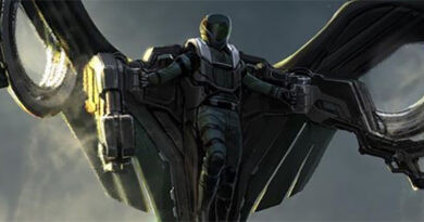 Spider-Man: Homecoming - Vulture Concept Art