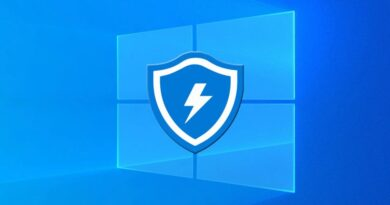 ¡Windows Defender puede aplastar al propio Windows 10! Entender
