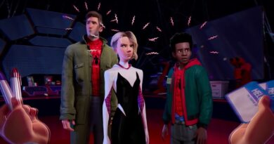 Animators React to Spider-Man: Into the Spider-Verse