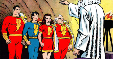 """¡Shazam! Fury of the Gods 'contará con más diversión familiar de Shazam"