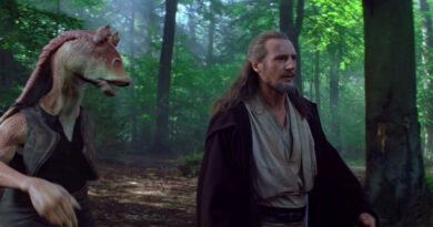 liam neeson on the phantom menace