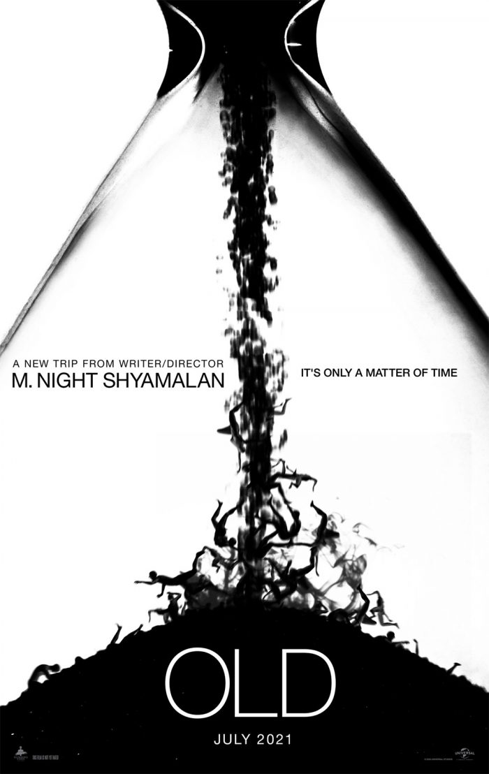 Póster Antiguo teaser de M. Night Shyamalan