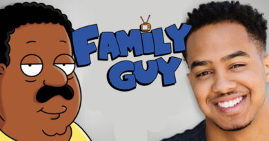 Family Guy Finds New Cleveland Voice