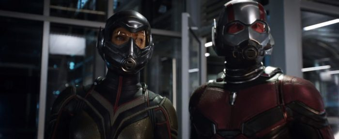 Desglose del tráiler de Ant-Man and the Wasp - Evangeline Lilly y Paul Rudd