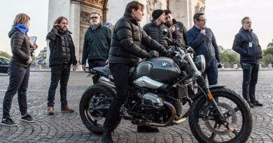 Insane Mission: Impossible 7 Set Video muestra el truco de motocicleta de Tom Cruise