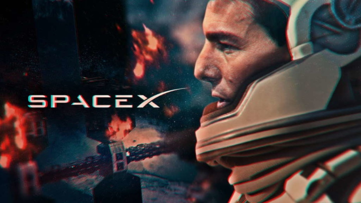SpaceX Tom Cruise Space Crew Dragon Trip