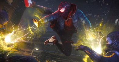 Spider-Man: Miles Morales Art Book Cover