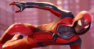 Spider-Man: Miles Morales Suit with Cowl