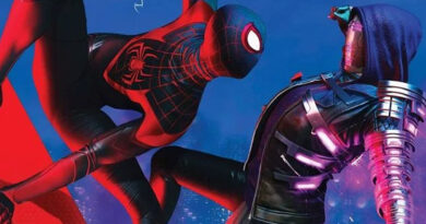Amazing Spider-Man - Miles Morales Variant Cover