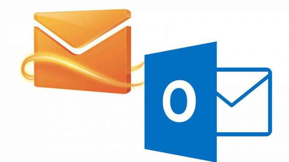 Outlook, Hotmail