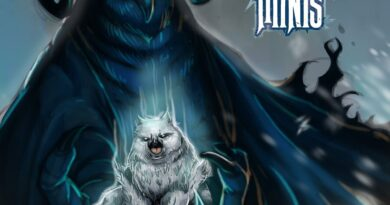 Saca más partido a tus minis Owlbear con SNOWY OWLBEAR - FIGHT YOUR MINIS: ICEWIND DALE: RIME OF THE FROSTMAIDEN