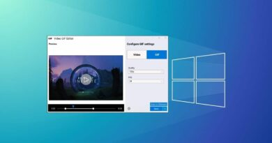Windows 10: ¡prepárate para la nueva aplicación de edición de video!