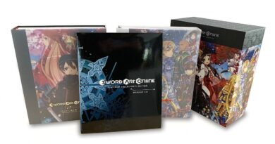 Yen Press para lanzar SWORD ART ONLINE PLATINUM COLLECTOR & # 039; S EDITION