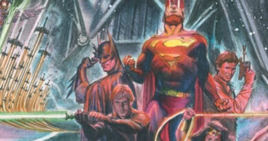 Star Wars and DC Comics Crossover - Alex Ross Artwork