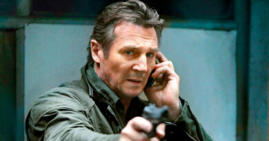 retribution liam neeson