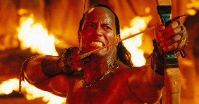THE SCORPION KING está siendo reiniciado por Dwayne Johnson y Universal Pictures