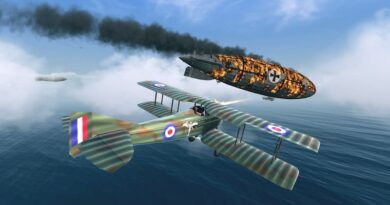 Warplanes: WW1 Sky Aces vuela a Nintendo Switch