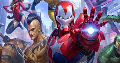 Dark Avengers in Marvel Future Fight