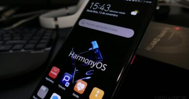 Huawei Harmony OS P50 smartphone Android