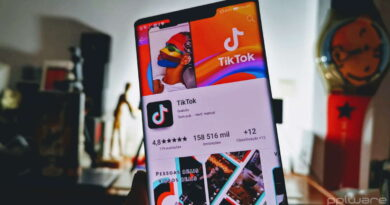 Huawei AppGallery redes sociais mensagens apps