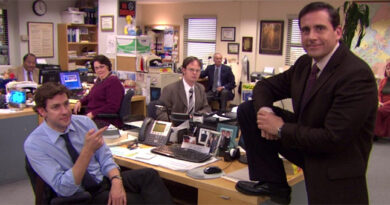 the office most-streamed show of 2020