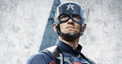 The Falcon and the Winter Soldier - New Captain America Poster
