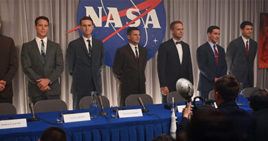 The Right Stuff Canceled