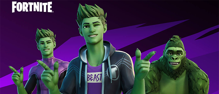 Fortnite - Beast Boy