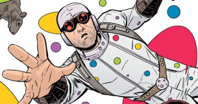 The Suicide Squad - Polka Dot Man Comic Cover