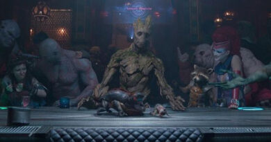 Guardians of the Galaxy Deleted Scene - Last Supper