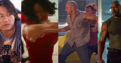 Fast and Furious characters