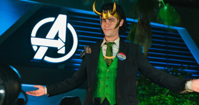 President Loki Coming to Avengers Campus